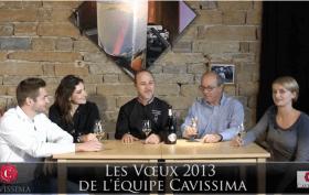 Bonnes fêtes de fin d'année avec Cavissima