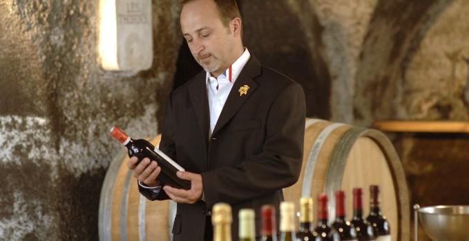 John Euvrard talks about biodynamic wines