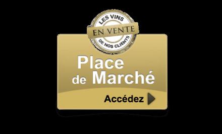 La place de marché : procéder à la revente des vins