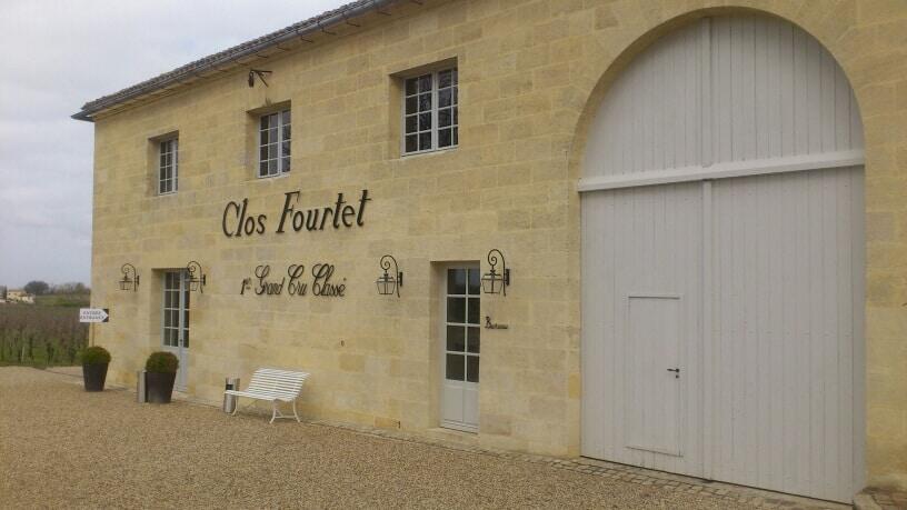 3 - Clos Fourtet