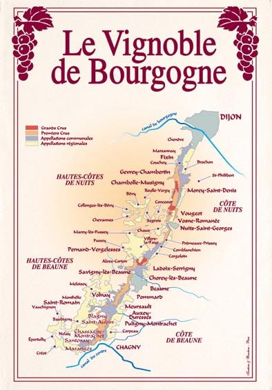 Les vins de Bourgogne peuvent enrichir votre cave de vieillissement