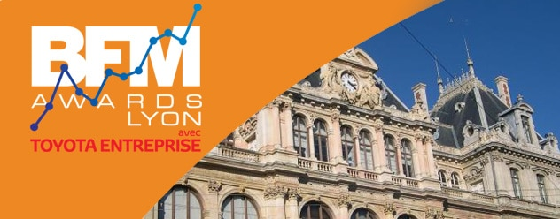 BFM awards Lyon