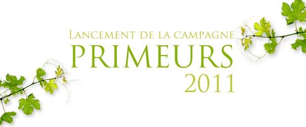 Début de la campagne Bordeaux Primeurs 2011