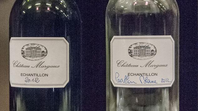 Bordeaux Primeurs 2012 : dégustation Château Margaux