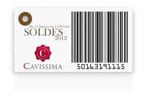 Les soldes vins sont sur Cavissima !