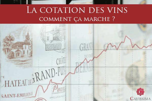 Comment comprendre les cours des vins pour estimer la valeur de sa cave ?