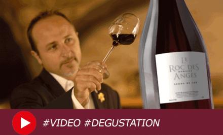 John Euvrard partage la dégustation du cru 2013 de Roc des Anges : Segna Cor en vidéo