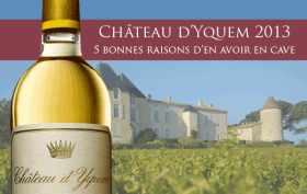 L'intérêt d'avoir du Château d'Yquem dans sa cave