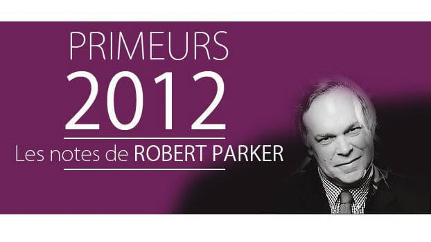 Renotation du millésime 2012 par Robert Parker