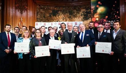Soirée des Trophées des vins 2016 : organisée par la Revue des vins de France