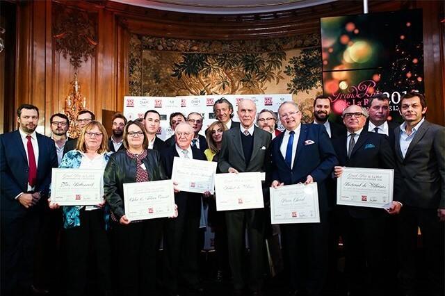 Soirée des Trophées des vins 2016
