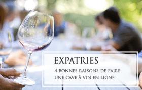 Les 4 bonnes raisons de faire une cave à vin en ligne