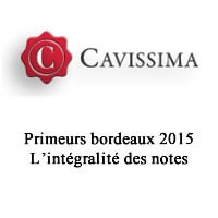 bordeaux 2015 primeurs notes