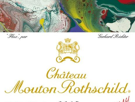 Chateau Mouton Rothschild 2015