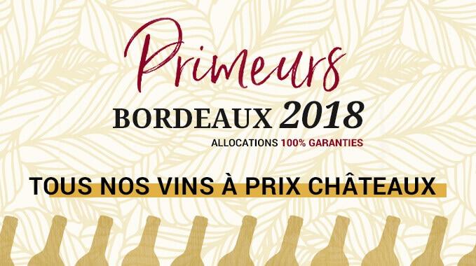 Primeurs Bordeaux 2018 : Nos impressions