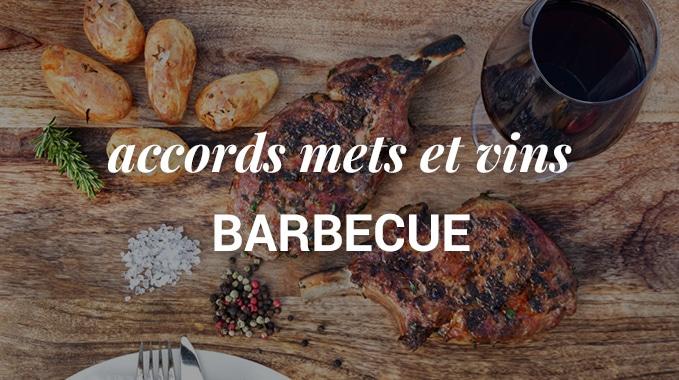 Accords mets vins barbecue