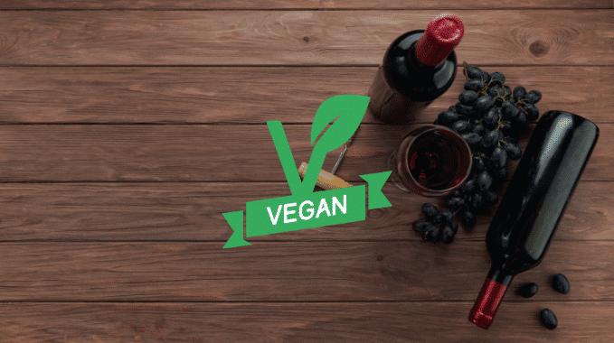 vin vegan slider