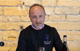 Dégustation John Euvrard - Cuvée Minéral, Vacqueyras de Montirius