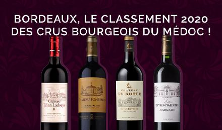 Bordeaux Crus Bourgeois