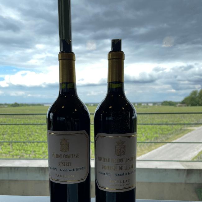 Primeurs 2020 Château Comtesse