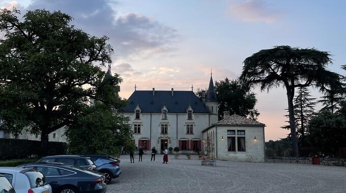 Inauguration-Château de Pressac