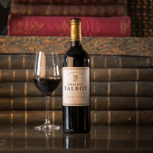 Vins Château Talbot 2016