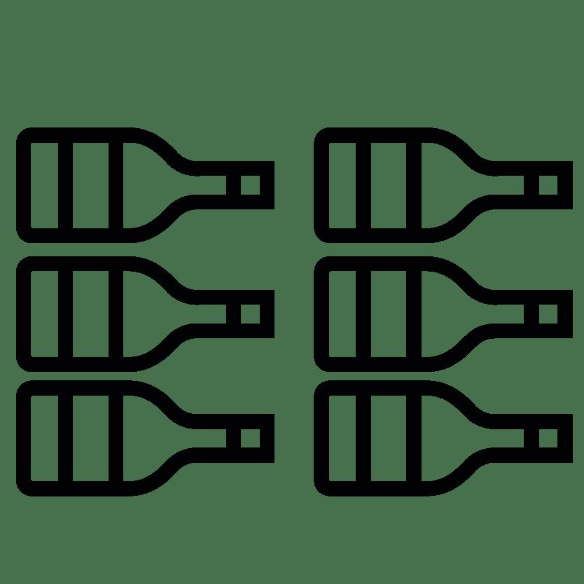 Pictogramme conservation du vin