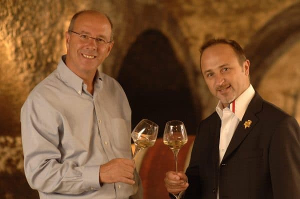 Thierry Goddet et John Euvrard