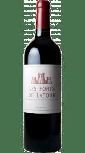 Une bouteille de Les Forts de Latour