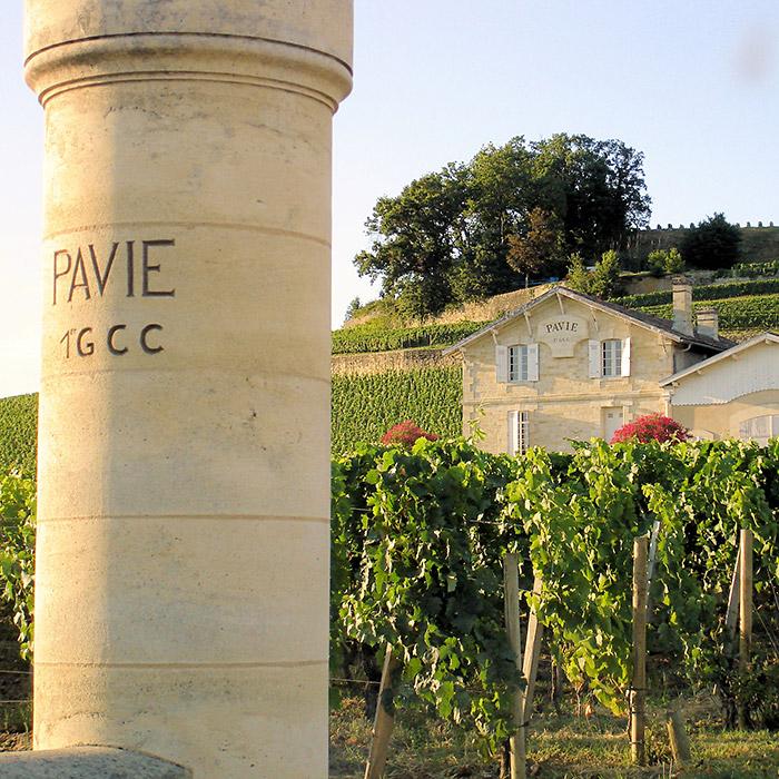 Producteur Château Pavie