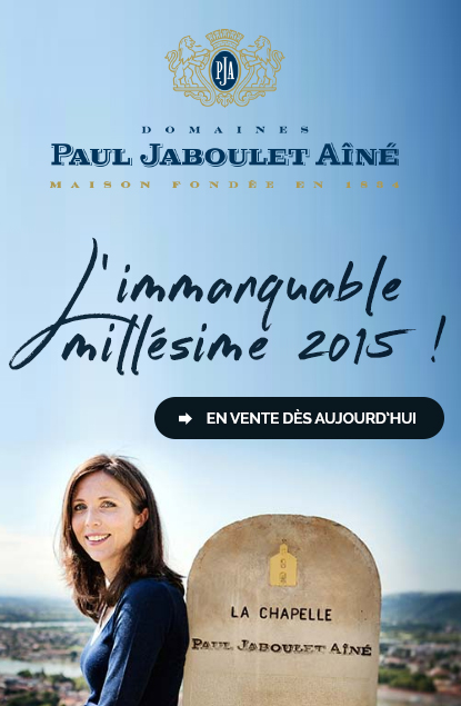 paul jaboulet promotion