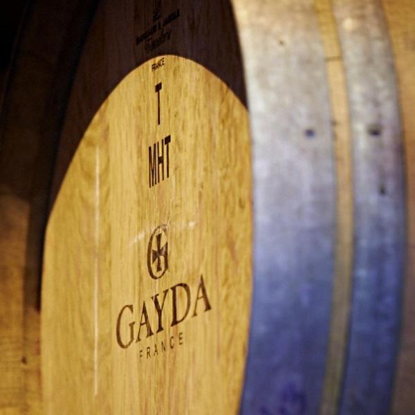Les chais du Domaine Gayda
