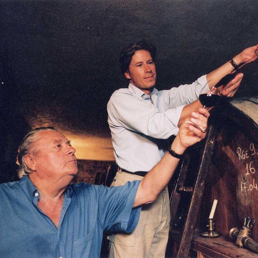 Henri et Eric de Saint Victor