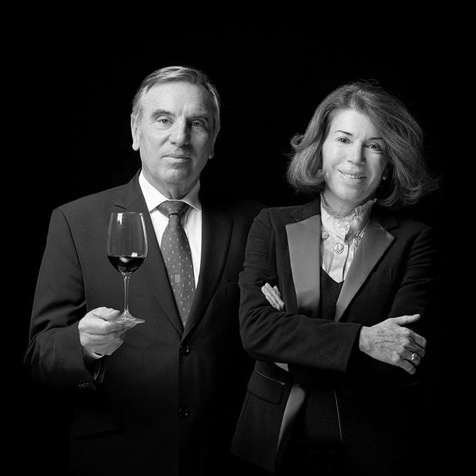 Daniel & Florence Cathiard